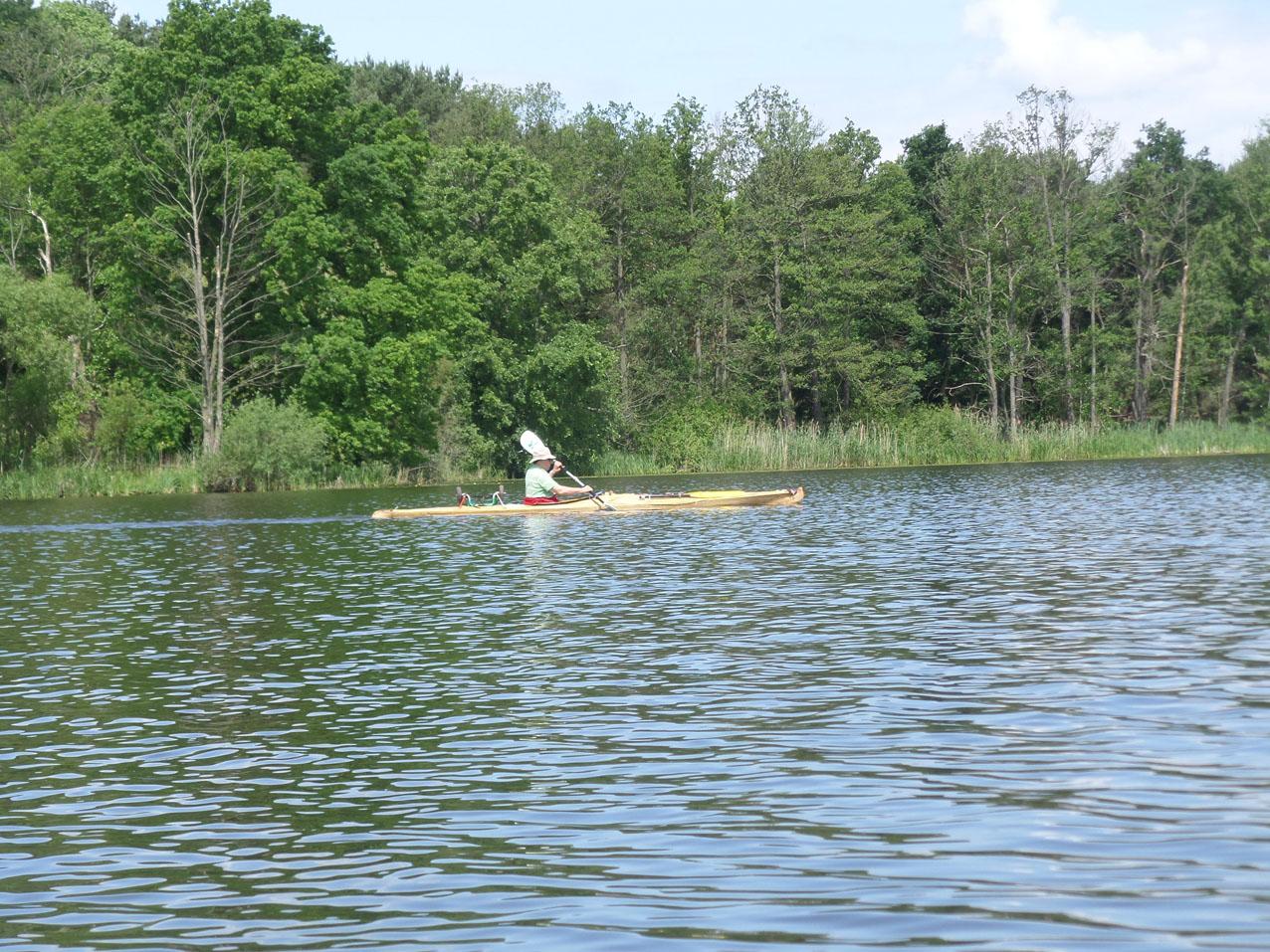 Dag 4 10 juni 2017 Op de Neuendorfer See